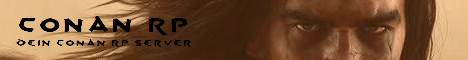[RP-DE-PVP] Conan-RP - Wipe zum 16.8.