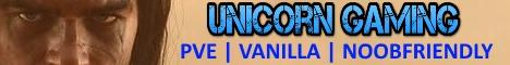 UnicornExiles/NoKilling/NoRaiding/FunPlay/UnicornGaming.org