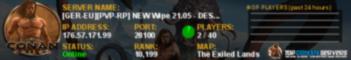 [GER-EU][PVP-RP] NEW Wipe 21.05 - DESERT DOGS