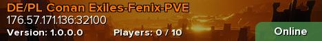 DE/PL Conan Exiles-Fenix-PVE