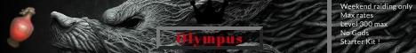 [04.07][Olympus]PVP[Calamitous]50XP/8H/Mods