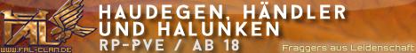 [GER] Haudegen, Händler und Halunken [RP-PVE / 18+]