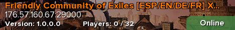 Friendly Community of Exiles [ESP/EN/DE/FR] XPx5
