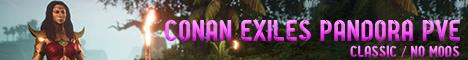 CONAN EXILES PANDORA PvE