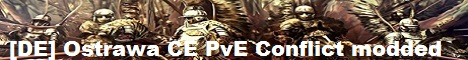 [DE] Ostrawa CE PvE Conflict modded